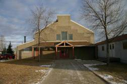 Evansdale Community League Hall