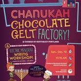 Chanukah Gelt Factory in NE PDX