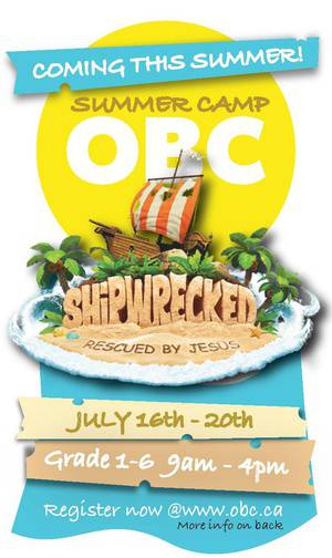 Shipwrecked Summer Camp