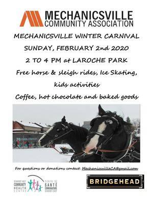 Mechanicsville Winter Carnival