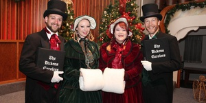 The Dickens Carolers Free Concert