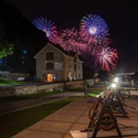 Sound of Light Fireworks at the Bytown Museum