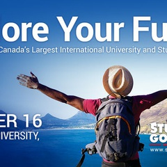 Study and Go Abroad - Halifax - Oct 16