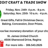 2017 Craft & Trade Show