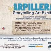 Arpillera Storytelling Art Exhibit