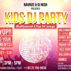 Kids DJ Party