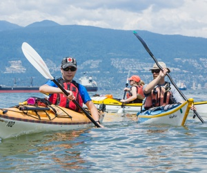 Intermediate Skills Youth Kayak Camp
