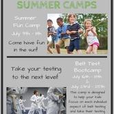 Summer Fun Kids Martial Arts Camp