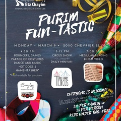 Purim Fun-Tastic