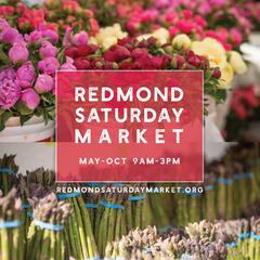 Redmond Saturday Market
