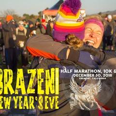 Brazen (Almost) New Year's Eve Races