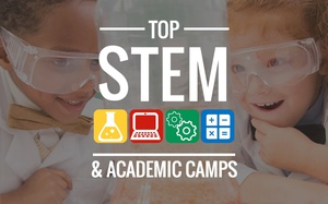 Top STEM and Academic Camps on the Peninsula