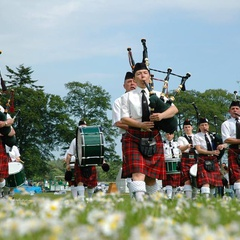 Edmonton Scottish Society Highland Gatherings