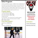 Goalie Elite Program