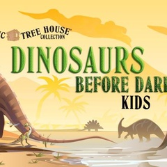 Playful People Productions Presents: Dinosaurs Before Dark Kids