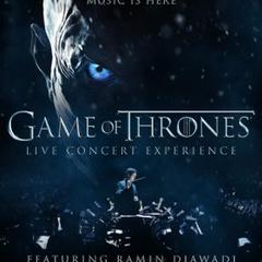 Game of Thrones Live Concert Experience featuring Ramin Djawadi