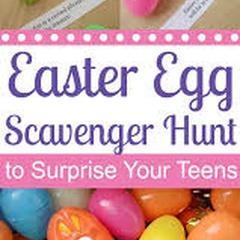 Extreme Easter Scavenger Hunt