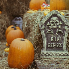 Pumpkin Decorating and Trick-or-Treating