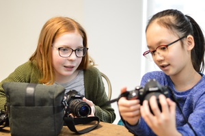 GTA Photography March Break Camp - Kids and Teens