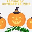 Halloween Garden Work Day