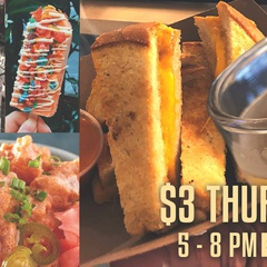 $3 Thursdays at SoFA (Third Thursday of the Month)