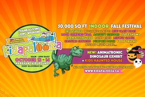 Kidapalooza Fall Festival