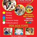 P.A Day Camp at Art One Academy Markham!