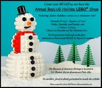Annual BayLUG Holiday LEGO® Show at MOAH