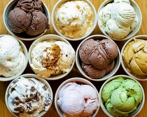 ScooperFest: All-You-Can-Eat Ice Cream Festival