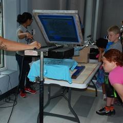 Just For Kids: DIY Silkscreening Workshop