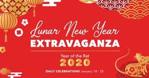 Lunar New Year Extravaganza!
