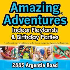 Amazing Adventures Playland (Argentia Location)