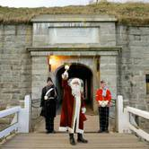 Victorian Christmas at the Halifax Citadel