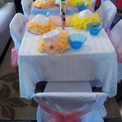 Help Is On The Way Kid's Themed Birthday Parties