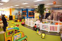 Toddler Room at Queen Anne Community Center
