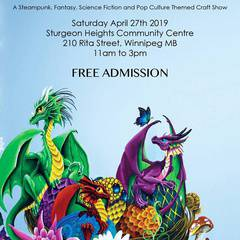 Mother of All Dragons Spring Craft Show