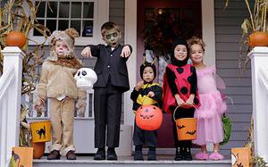 6 Great DIY Kids Halloween Costumes