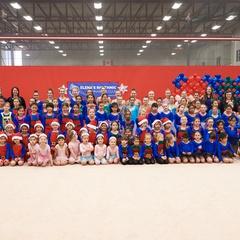 Rhythmic Gymnastics Gala Show!