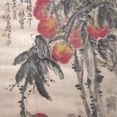 Tile Painting: Rainbow Scroll at Gardiner Museum