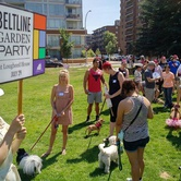 Beltline Garden Party at Lougheed House!