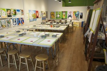 Drop-in to San Francisco Summer Art Camp