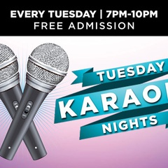 Karaoke Night at Elements Casino