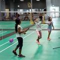 Prairie Badminton's promotion image