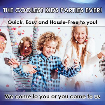 My Studio Party - Calgary's promotion image