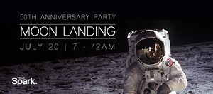 50th Anniversary Moon Landing Party
