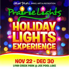 Prairie Lights - Holiday Light Experience