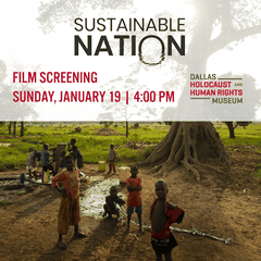Film Screening: Sustainable Nation