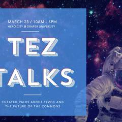 TEZ TALKS: Curated talks about Tezos and the future of the commons