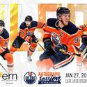 WEM Presents - Oilers Open Practice and Autograph Session!