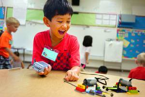 STEM Challenge + Harry Potter with LEGO® Materials